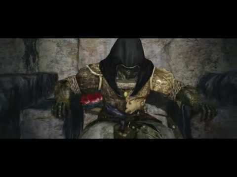 Dark Souls 2 - Throne of Want