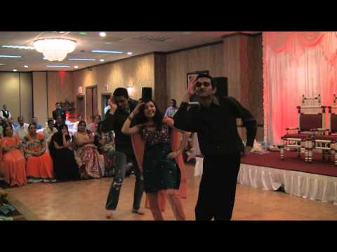 Live Dance Performance At Gaurnag & Vaishali's Engagement video