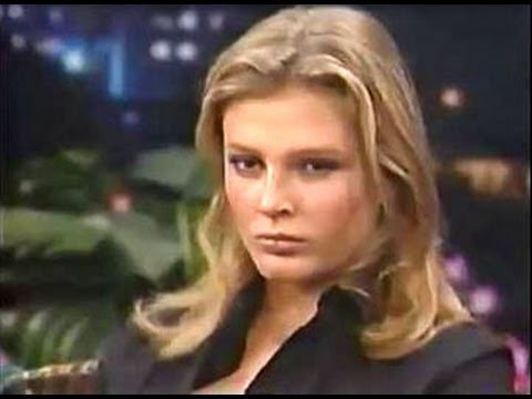 Bridget Hall - Tonight Show w/ Jay Leno 1995