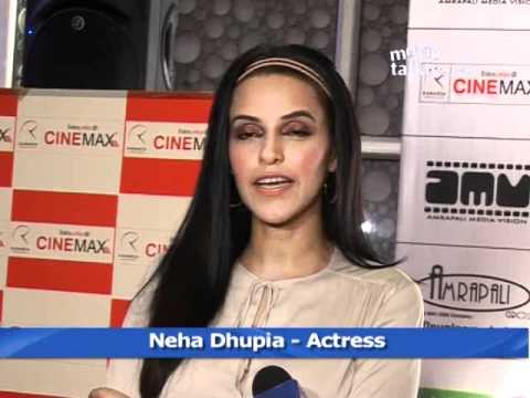 Neha Dhupia speaks about her co-star Raghuvir Yadav in 'Gandhi To Hitler'