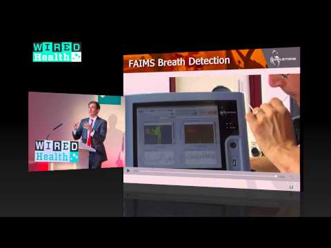 Billy Boyle: How handheld breathalysers could instantly diagnose cancer - Full WIRED Health talk