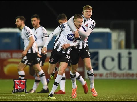 HIGHLIGHTS | Dundalk FC 4-0 Waterford | 08.03.2019