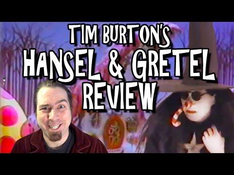 Tim Burton's Hansel & Gretel Review