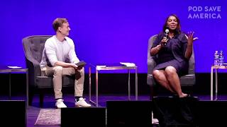 Bill de Blasio is running for President and AG Letitia James is Not Enthused | Pod Save America