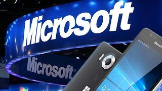 Microsoft уходит с рынка смартфонов?