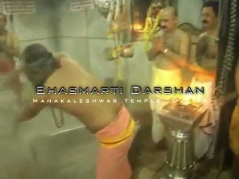 Mahakaleshwar Bhasmarti Darshan video