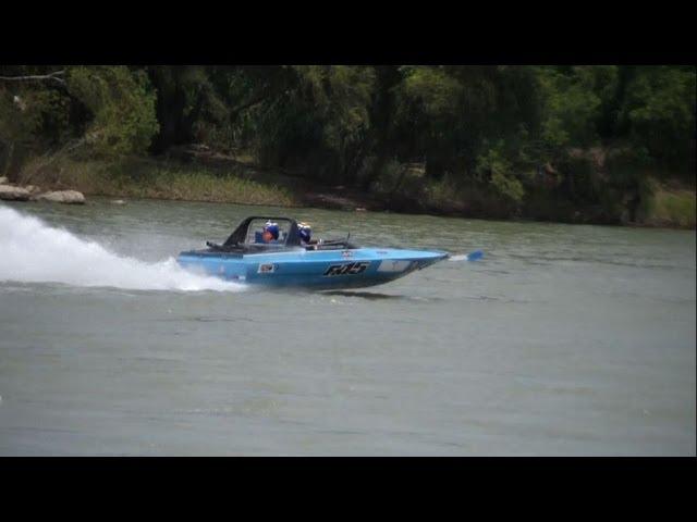 Motonáutica Super lanchas- Carrera de Lanchas