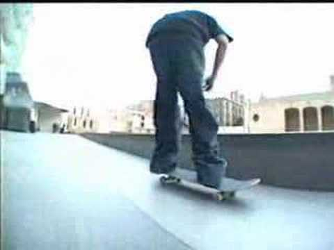 DC movie - Rob Dyrdek part Video