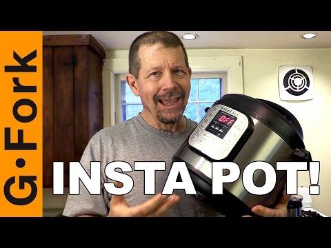 I LOVE The Insta Pot! Instant Pot Pressure Cooker Review - GardenFork