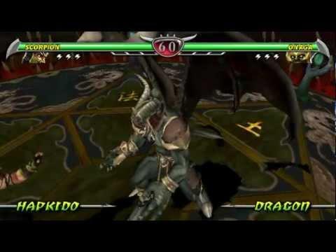 Mortal Kombat: Unchained - PSP - Gameplay- ¿Haré más de un fatality?