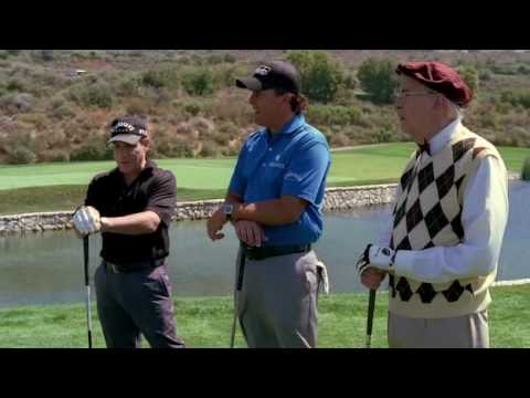 Phil Mickelson on the tv-show Entourage