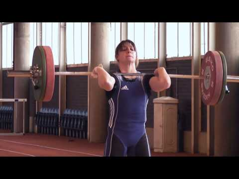 London and SE Olympic Weightlifting Championship 2012
