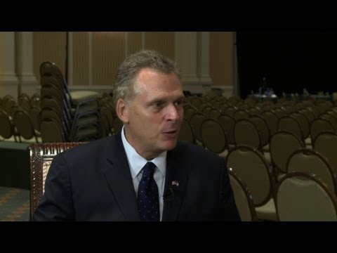 Watch Terry McAuliffe's Full Post-Debate Interview