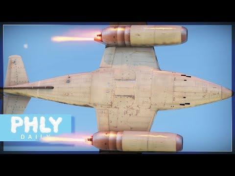 ROCKET & JET Powered WW2 Fighter   Me-262 C-2B (War Thunder Jet Gameplay)
