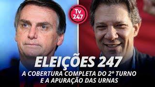Eleições 247: A cobertura completa do 2º turno e a apuração das urnas