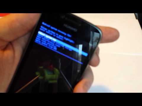 Huawei Vitria Hard Reset Metro pcs