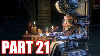 WHAT...   BloodBorne Let's Play - Part 21