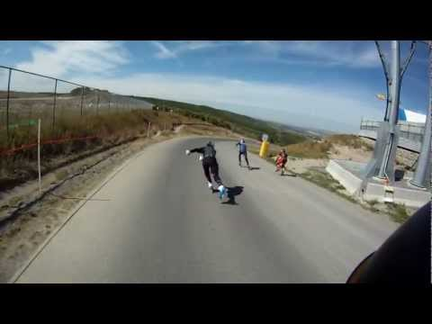 Winsport IGSA World Championships 2012 - Inline Downhill