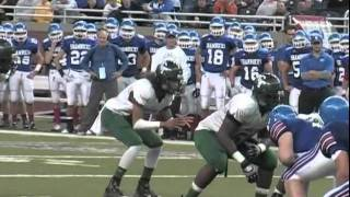 Cass Tech vs. Detroit Catholic Central - 2011 Football State Finals Highlights on STATE CHAMPS!
