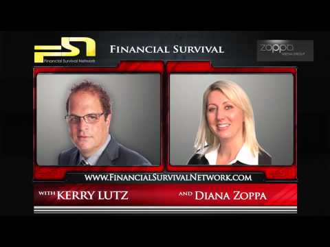$34 Silver Welcomes In QE3--Catching Up With Diana Zoppa 13.Sept.12
