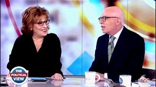 Michael Wolff: Jarvanka Vs.The Bannon White House (The View)