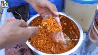How to make Chinese Bhel | Mumbai Roadside Recipes | STREET FOODS IN INDIA