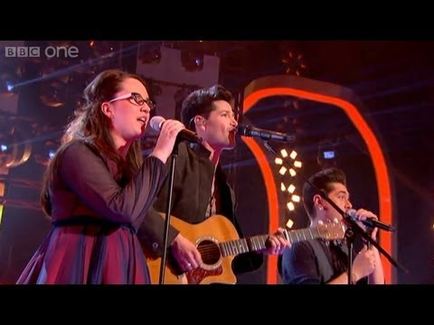 The Voice UK 2013 | Team Danny sings 'Let Her Go' - The Live Semi-Finals - BBC One