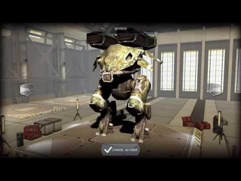 Walking War Robots [WWR] - TEST SERVER - Carnage Part 1 | ADRIANNNNNN