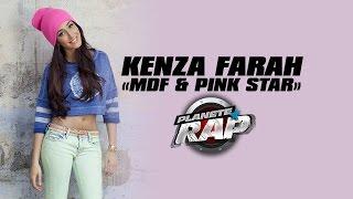"""Pink Video - Kenza Farah """"Mdf"""" et """"Pink Star"""" en live dans Planète Rap !"""