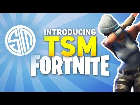 Introducing TSM Fortnite