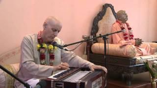 2010.04.04. Kirtan by H.G. Sankarshan Das Adhikari - Riga, LATVIA