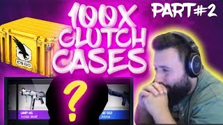 Opening 100 Clutch Cases Pt. 2 !!!
