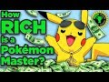 Game Theory: How RICH is a Pokemon Master?