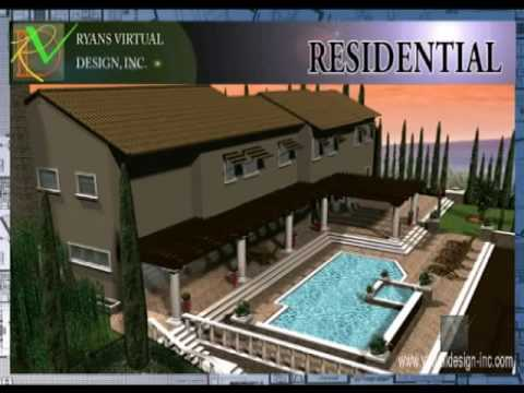 Residential Architecture - Ryans Virtual Design