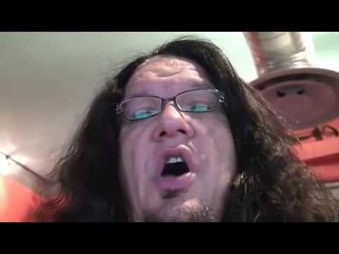 Penn Jillette gets a gift of a Bible