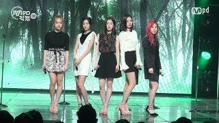 [男粉女粉應援大不同]韓團MPD直拍觀看次數排名TOP52(只排M2頻道)