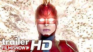 """CAPTAIN MARVEL """"We Need Heroes"""" Home Release Trailer (2019) 
