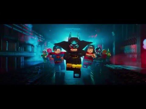 樂高蝙蝠俠電影 - 韋恩老爺篇預告