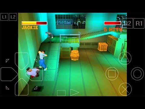 How to Play Jackie Chan Stuntmaster for Android Apk Epsxe Preview No Lag Working 100%  ps1