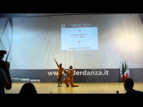 Leslie Hsieh & Richard Cerutti - Europameisterschaft 2011