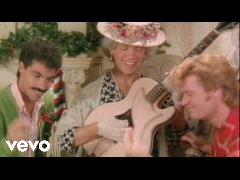 Hall & Oates - Jingle Bell Rock