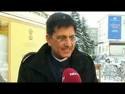 There is no roadblock to PM Modi's agenda: Piyush Goyal
