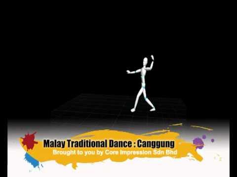 Canggung : Malay Traditional Dance (Motion Capture)