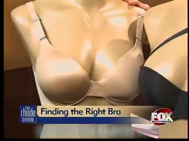 Finding the Right Bra.