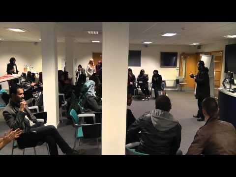 [STUDENT DEBATE]: The Muslim Woman: Housewife or Career Woman? by Lincoln ISoc [Part 3/3]