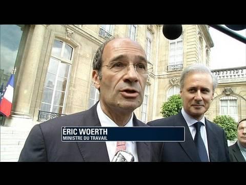 Woerth va quitter son poste de trésorier de l'UMP