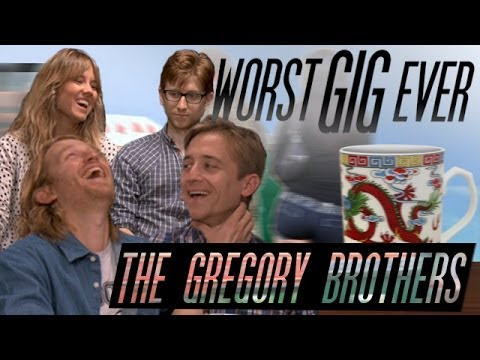 The Gregory Brothers - Worst Gig Ever: Episode 3