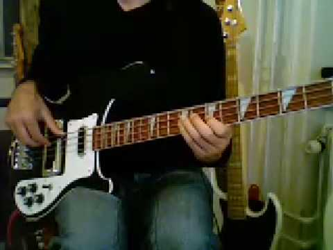 L97 Pentatonic bass line in D