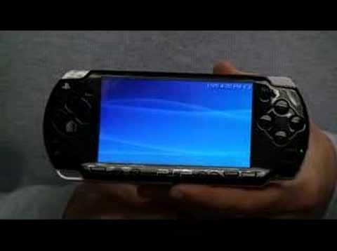 Step by Step: Skype on the PSP
