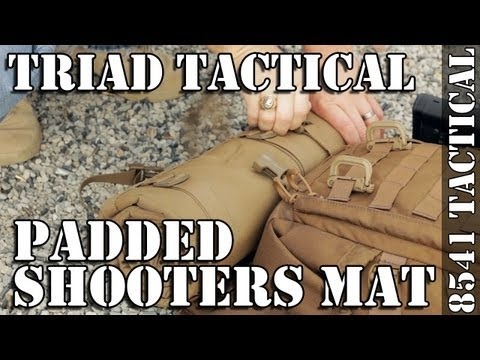 Triad Tactical Padded Shooting Mat Review How To Make